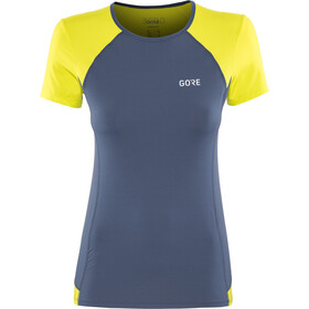 GORE WEAR R5 Running T-shirt Women green/blue